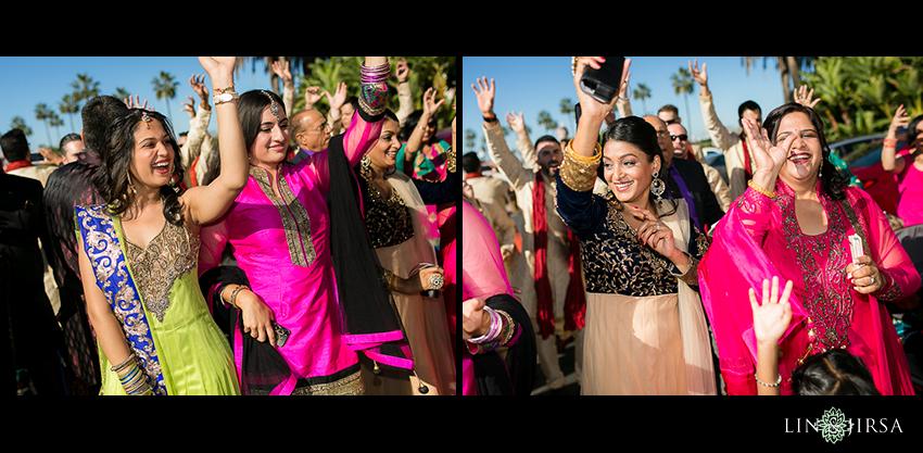 07-loews-coronado-bay-resort-indian-wedding-photographer-baraat-photos