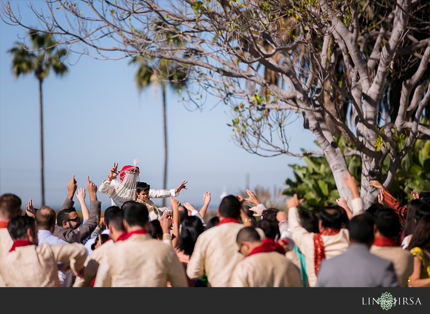 11-loews-coronado-bay-resort-indian-wedding-photographer-baraat-photos
