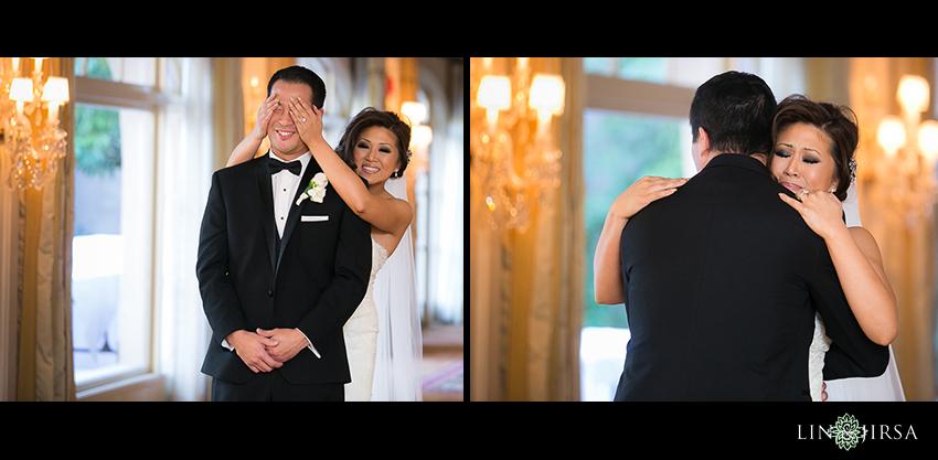 11-the-langham-huntington-pasadena-wedding-photographer-first-look-wedding-party-couple-session-photos
