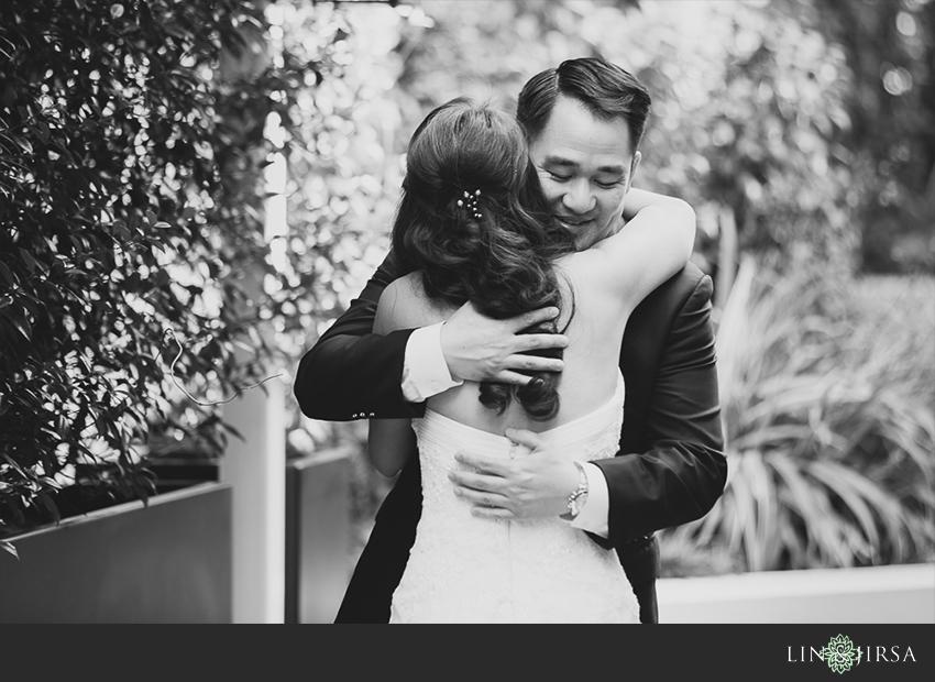13-st-monica-catholic-church-santa-monica-wedding-photographer-first-look-couple-session-photos
