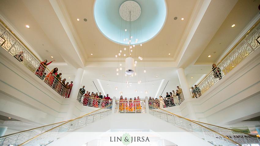 15-loews-coronado-bay-resort-indian-wedding-photographer-baraat-photos