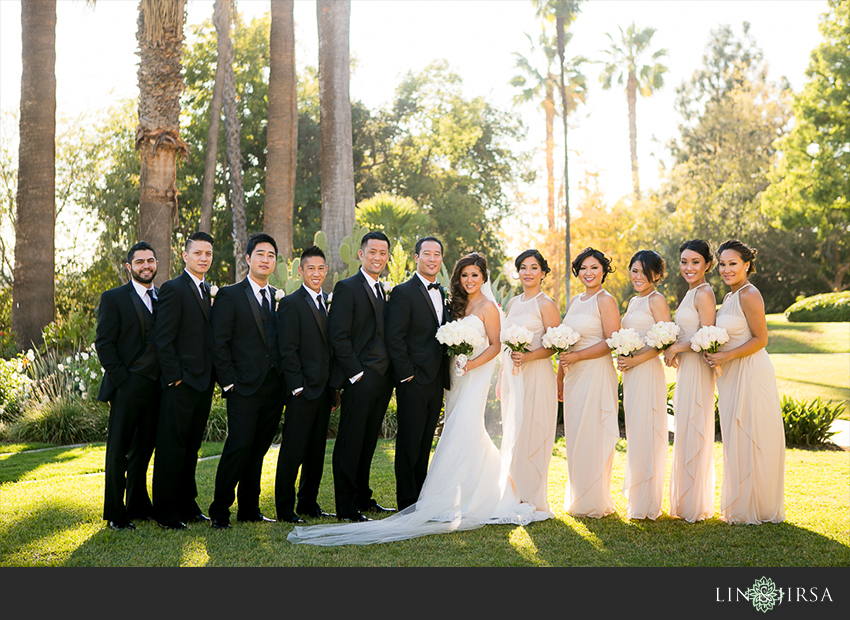 15-the-langham-huntington-pasadena-wedding-photographer-first-look-wedding-party-couple-session-photos