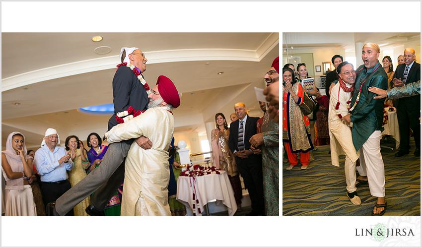 16-loews-coronado-bay-resort-indian-wedding-photographer-baraat-photos