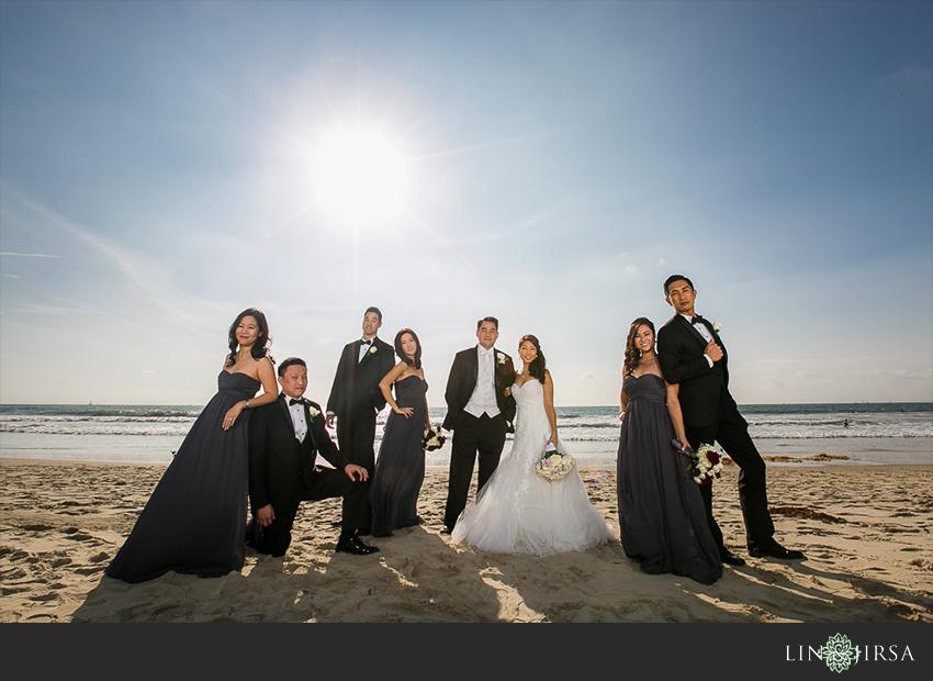 16-st-monica-catholic-church-santa-monica-wedding-photographer-wedding-party-photos