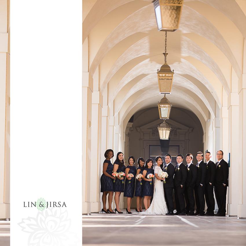 17-the-langham-huntington-pasadena-wedding-photographer-wedding-party-photos