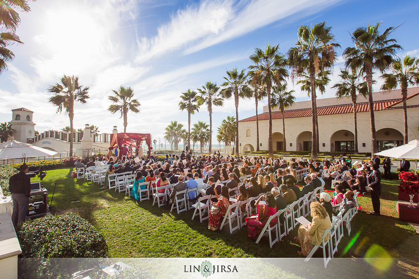 Hyatt Regency Huntington Beach Indian Wedding