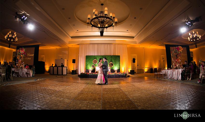 Loews Coronado Bay Resort Indian Wedding Sanjay And Rasneet