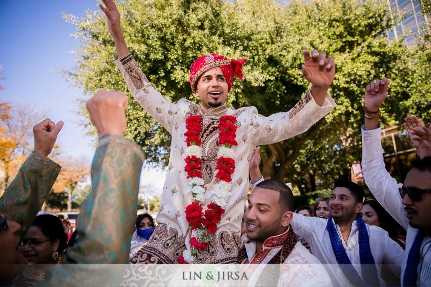 16 Intercontinental Dallas Indian Wedding Photography