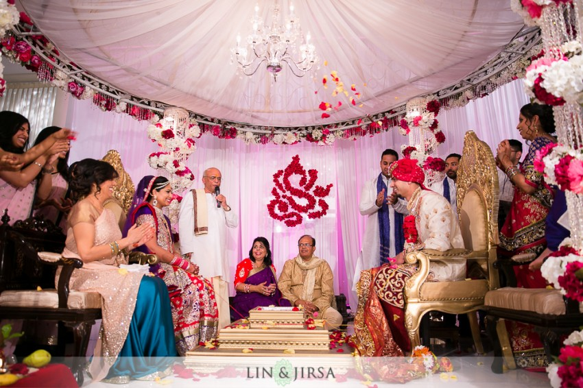 24 Intercontinental Dallas Indian Wedding Photography