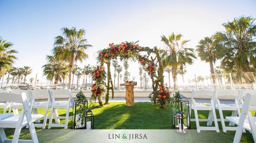 13 Hyatt Regency Huntington Beach Wedding Photographer