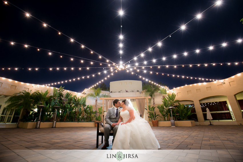 The grand long beach event center wedding merlin and golda for East coast beach wedding locations