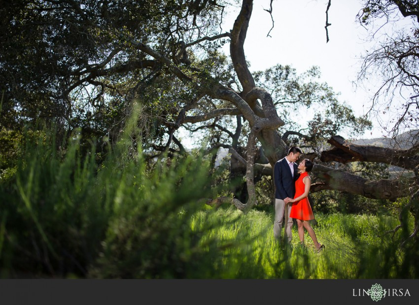 02-gorgeous-orange-county-outdoor-engagement-photos