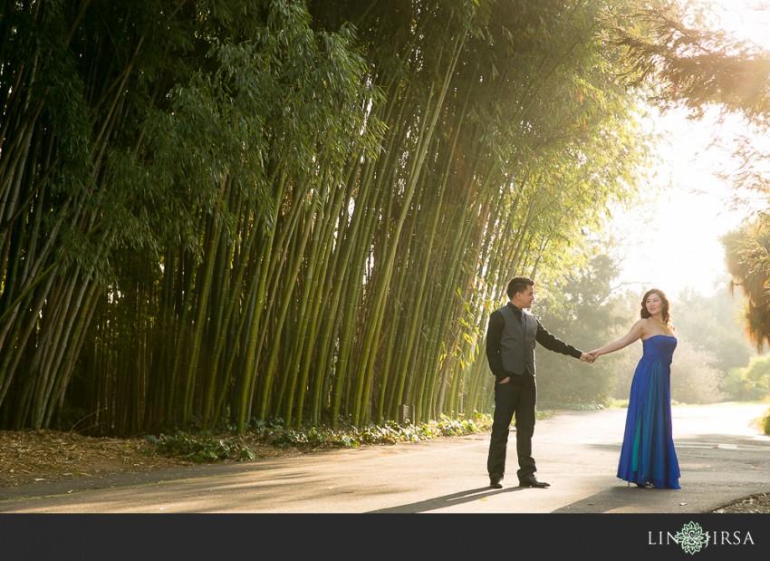 14-los-angeles-county-arboretum-and-botanic-garden-engagement