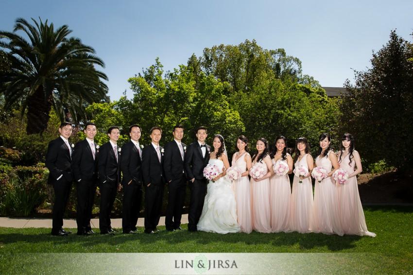 09-beautiful-langham-huntington-pasadena-wedding-couple-session-wedding-party-photos