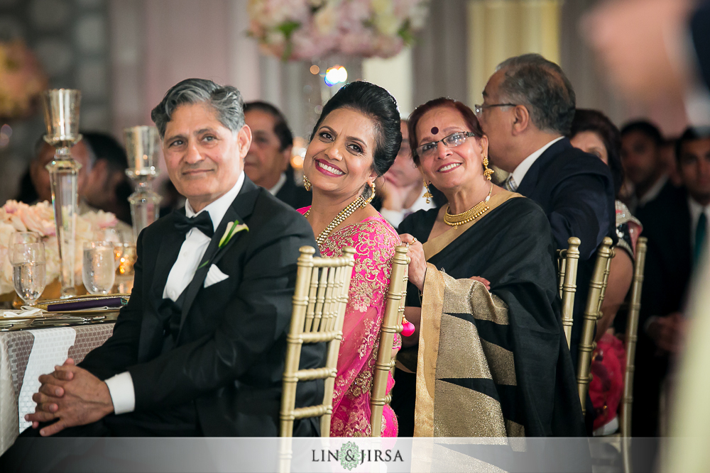 Ritz Carlton Hotel Wedding Reception Kunal And Shivani