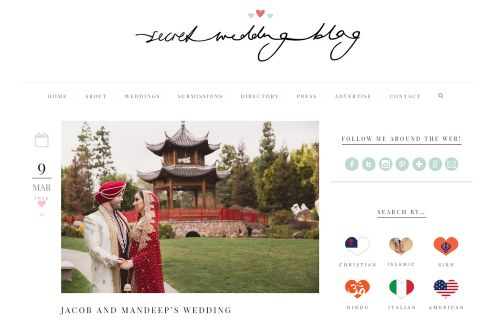 secret-wedding-blog-mandeep-jacob