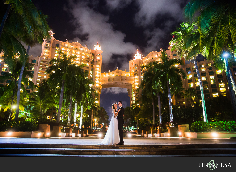 atlantis bahamas wedding workshop pankit and ameek