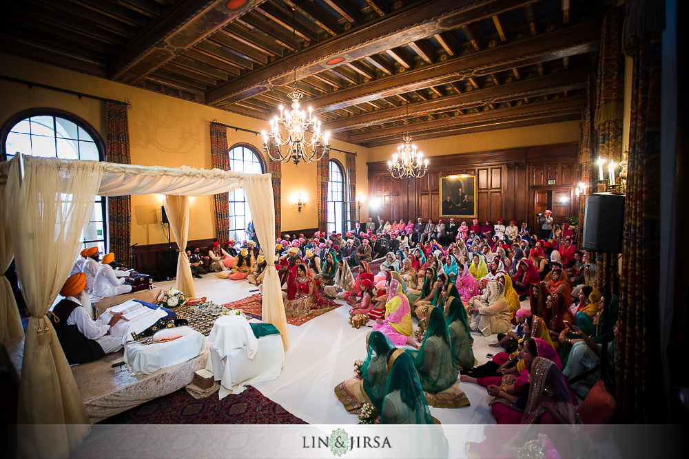 The Athenaeum And The Westin Pasadena Indian Wedding