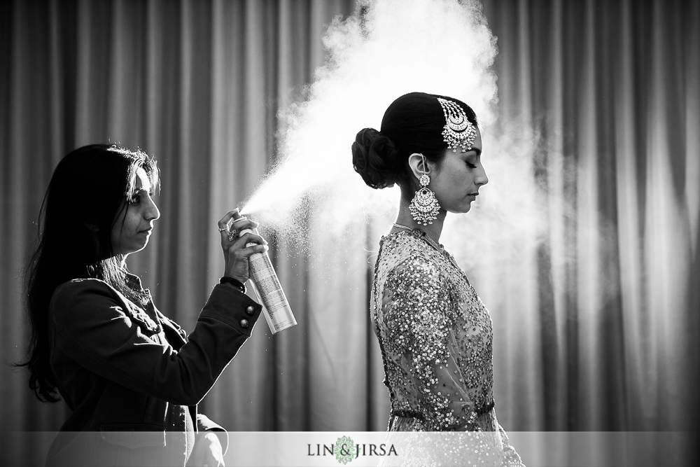 Hotel Irvine Indian Wedding