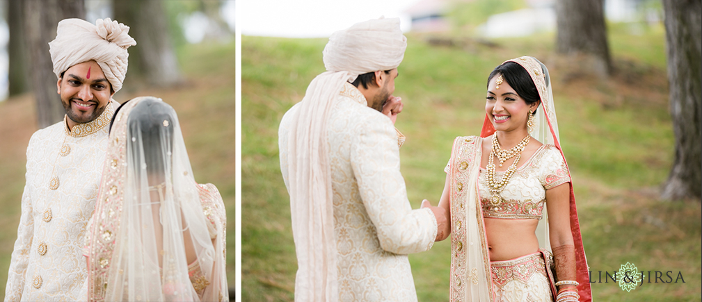 11-laguna-cliffs-marriott-indian-wedding-photographer-first-look-couple-session-photos