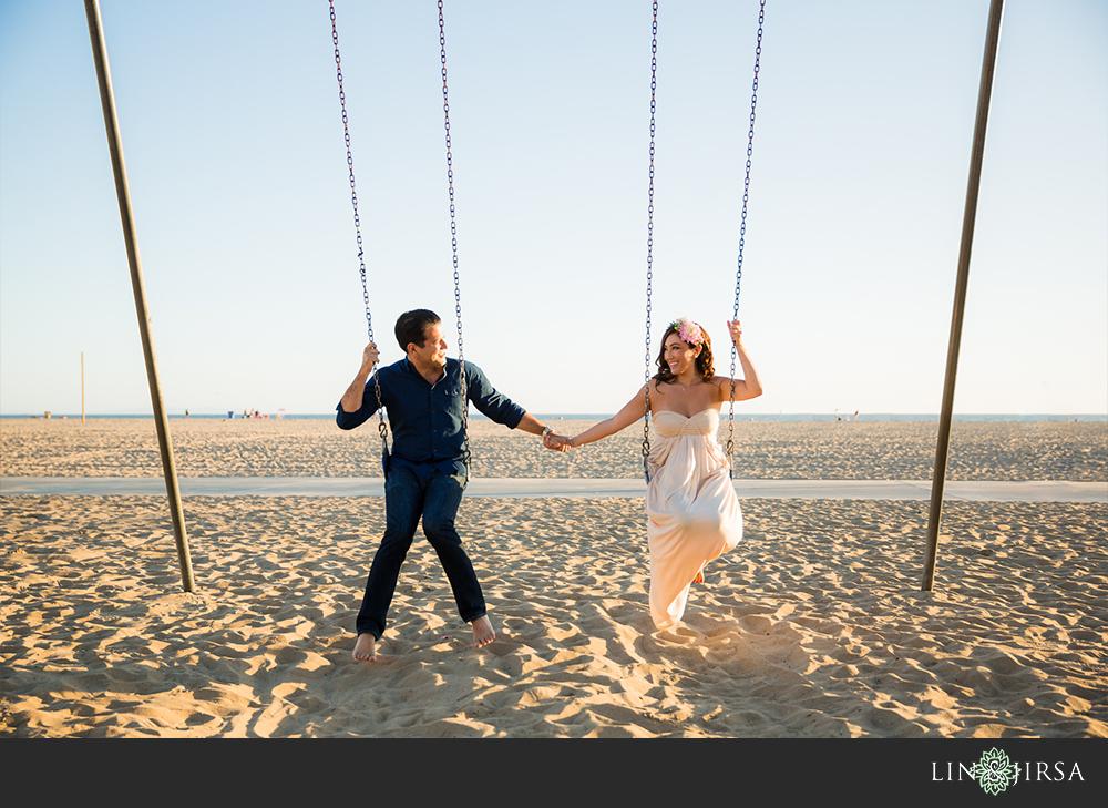 04-Santa-Monica-Los-Angeles-Engagement-Photography