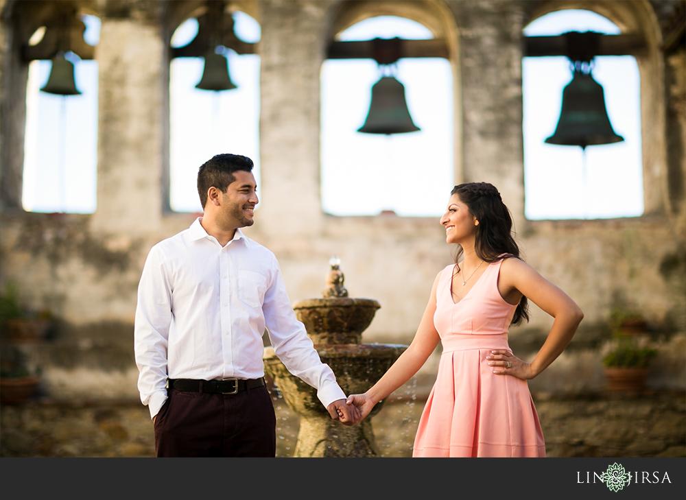 06-Mission-San-Juan-Capistrano-Engagement-Photography