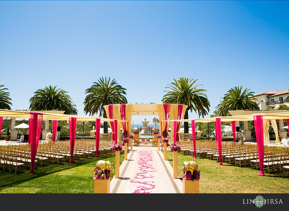 23 St Regis Monarch Beach Indian Wedding Ceremony
