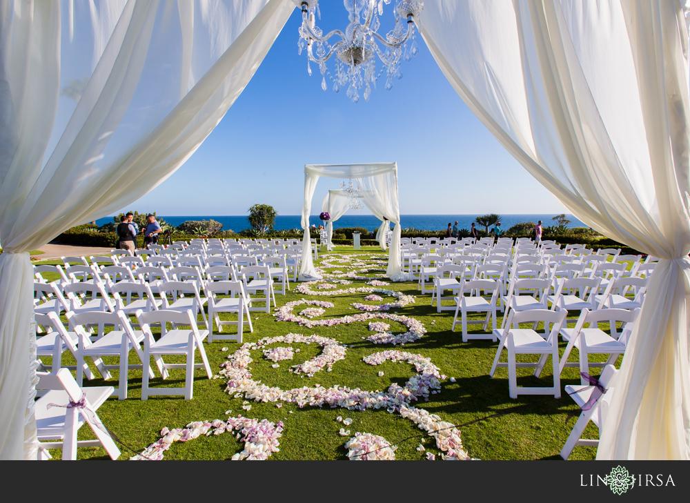 Montage laguna beach wedding jason tine for Laguna beach wedding venues