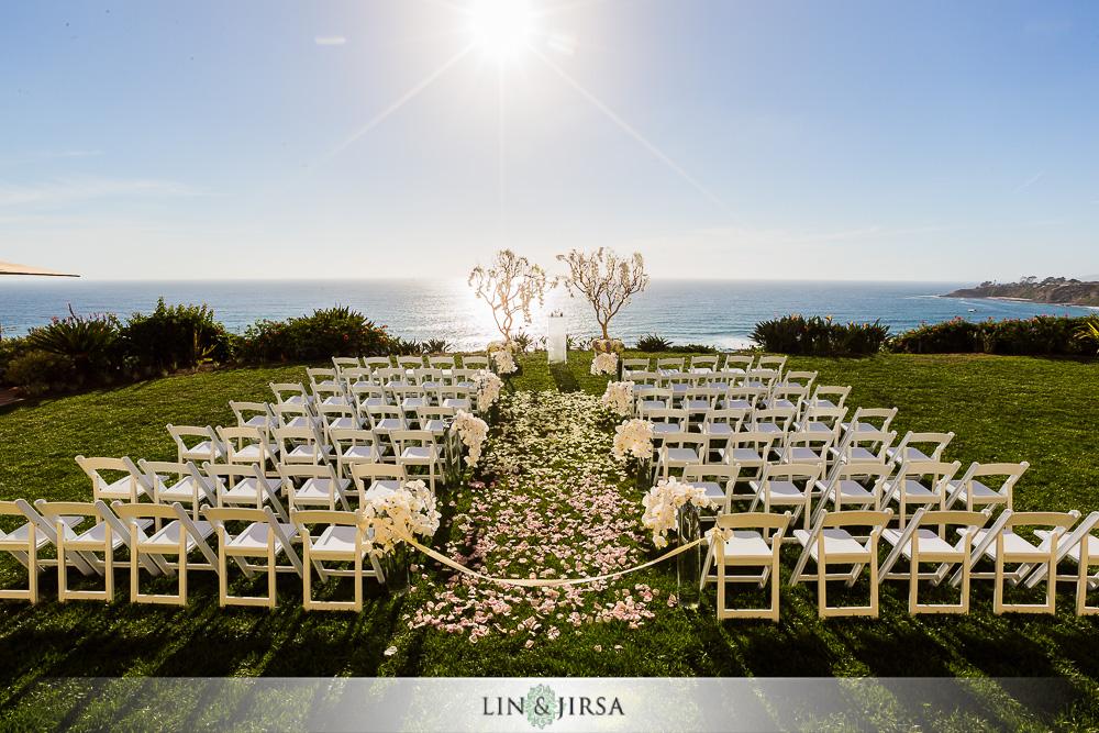 Ritz Carlton Laguna Niguel Wedding Jason Amp Rumei