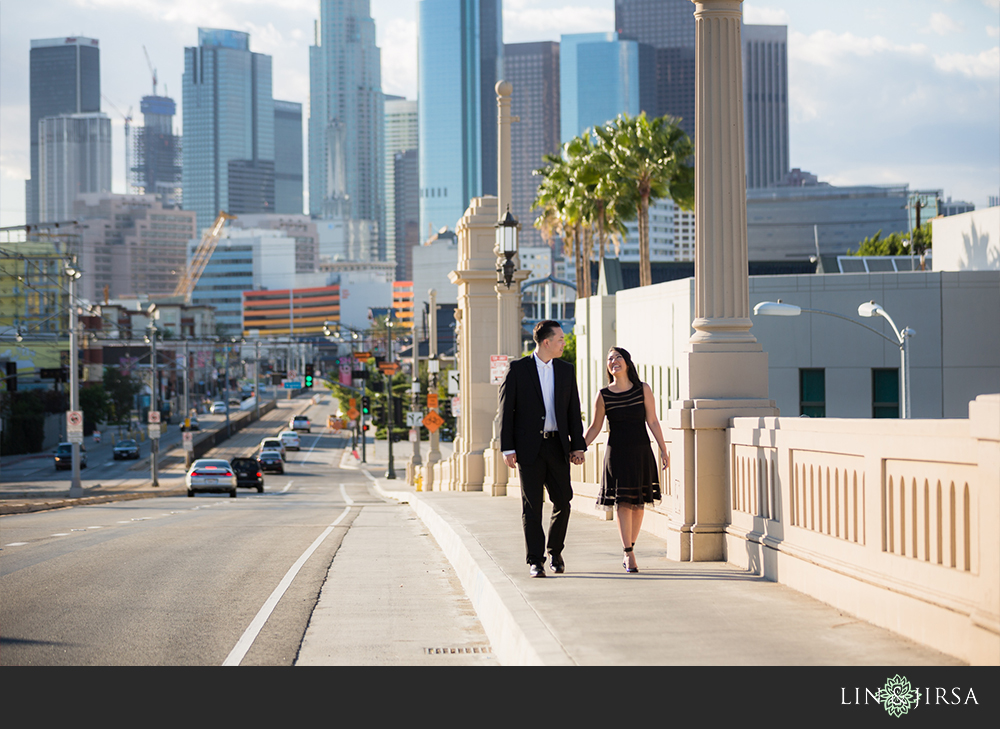 01-Downtown-Los-Angeles-Engagement-Photography