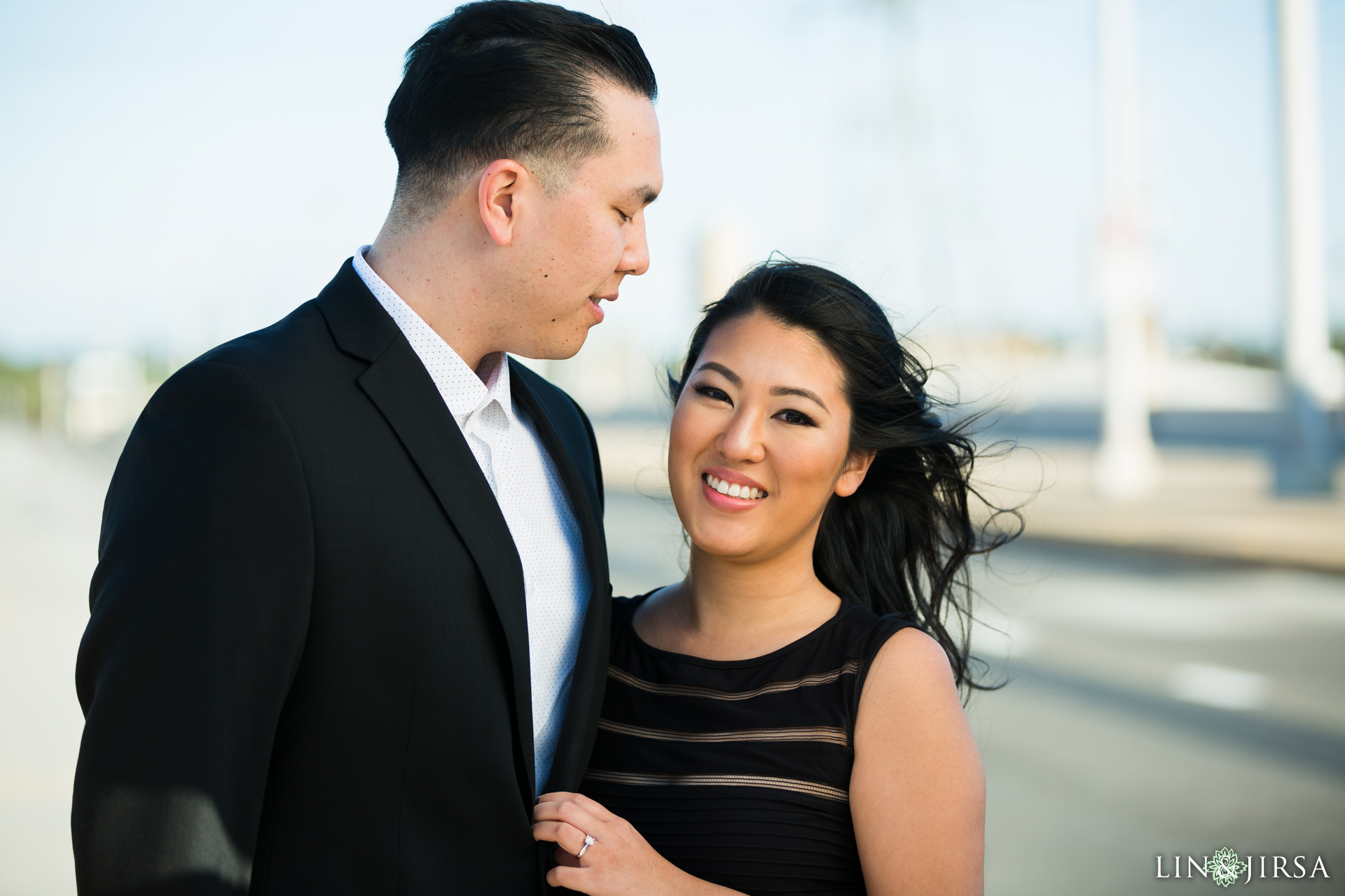 02-Downtown-Los-Angeles-Engagement-Photography