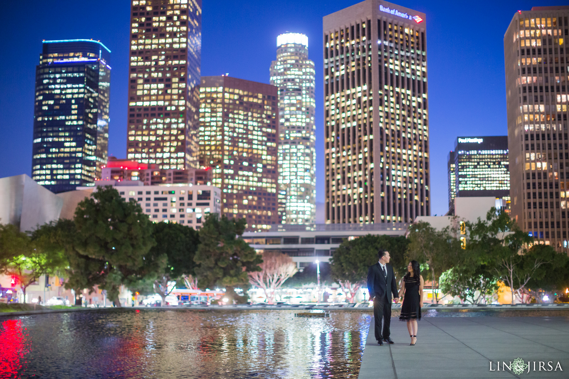13-Downtown-Los-Angeles-Engagement-Photography