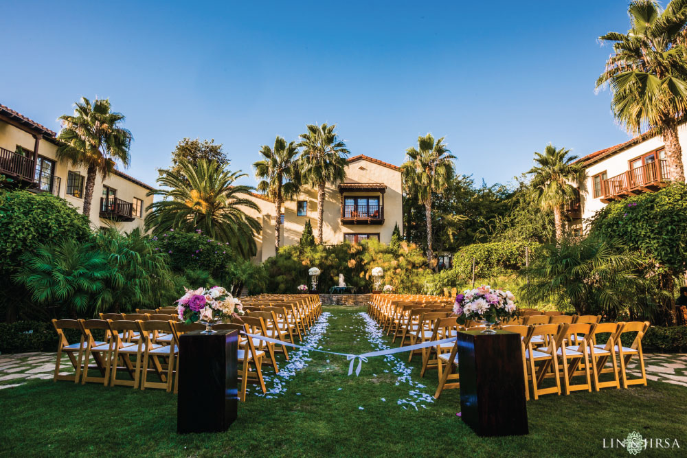 18 Estancia La Jolla Hotel Wedding Photos
