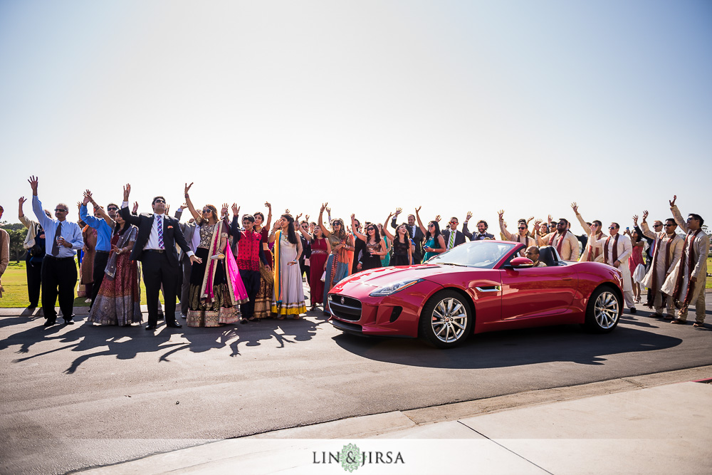 34-St-Regis-Monarch-Beach-Indian-Wedding-Baraat