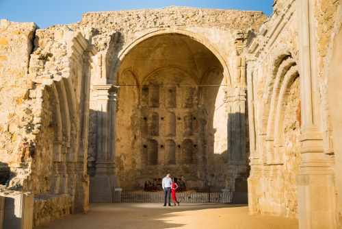 00-Mission-San-Juan-Capistrano-Engagement-Photography