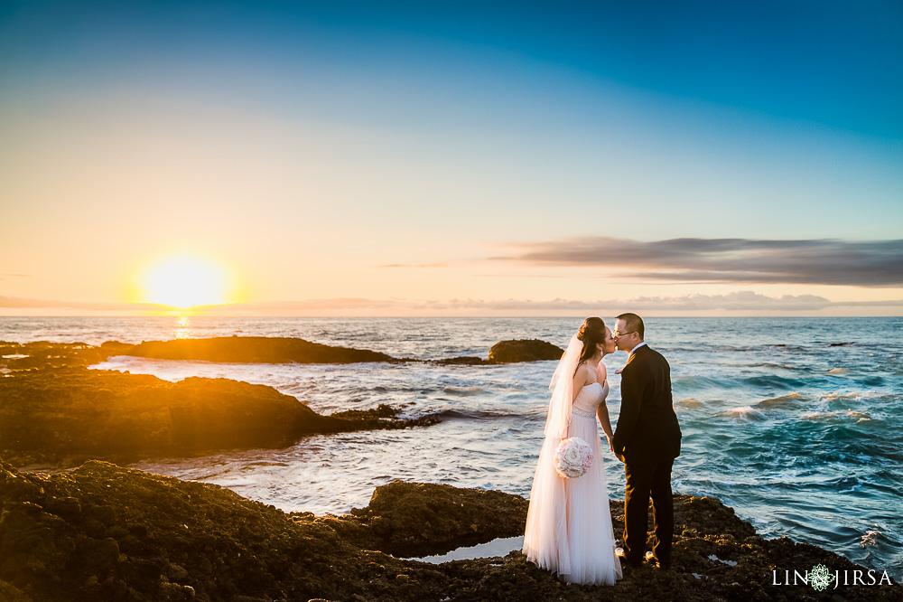 Montage laguna beach wedding maria mike for Laguna beach wedding venues