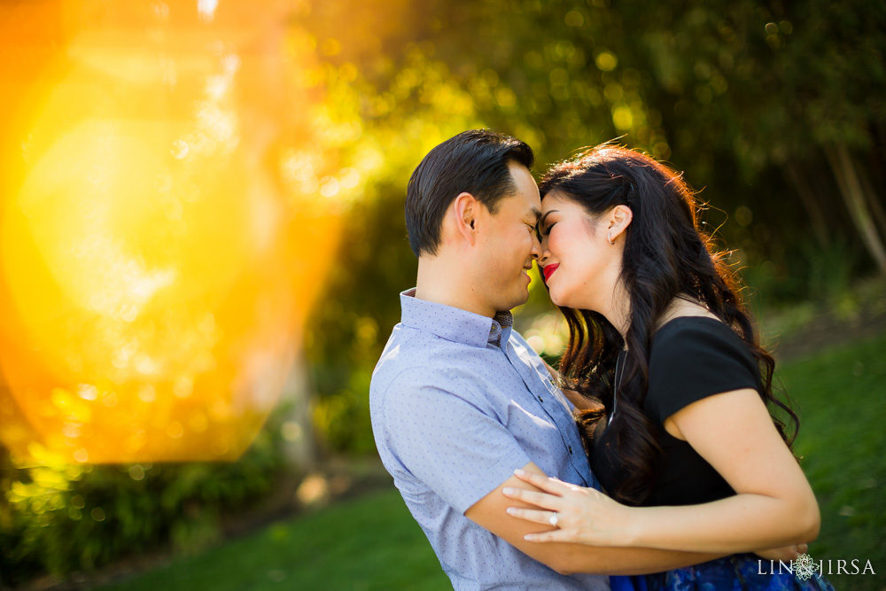 03-Huntington-Library-Los-Angeles-County-Engagement-Photography