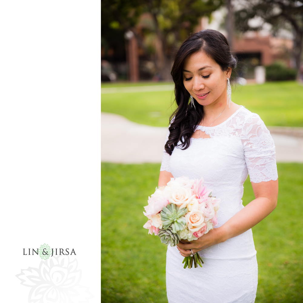 7 Tips For Planning A Small Courthouse Wedding: Old Orange County Courthouse Wedding