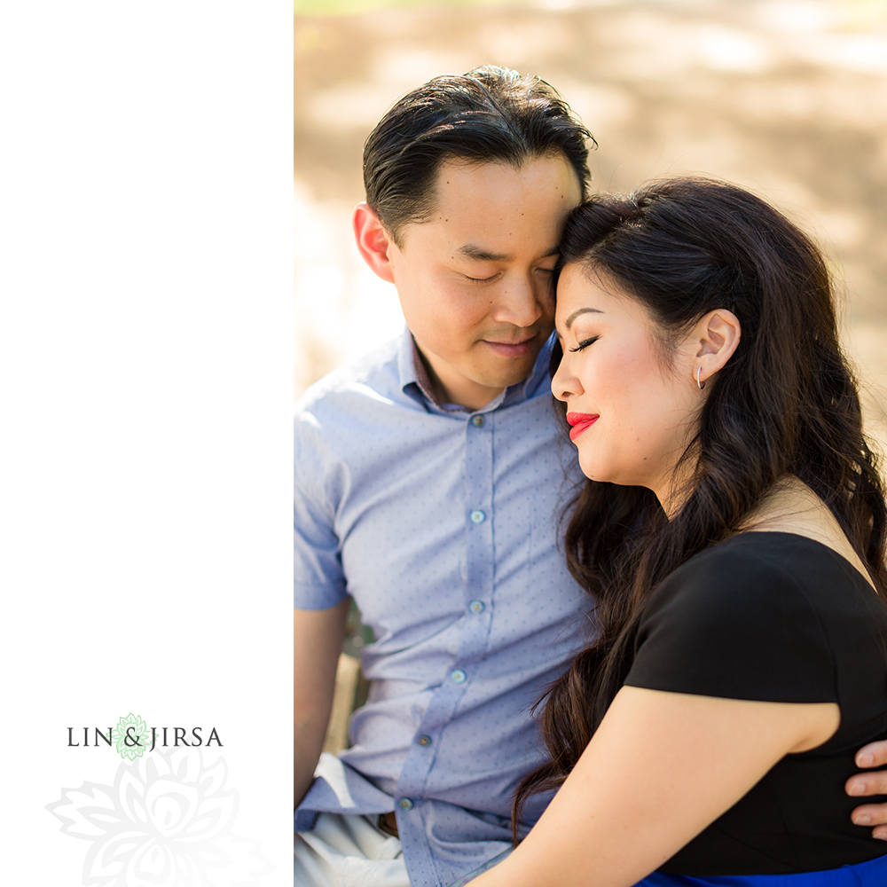 04-Huntington-Library-Los-Angeles-County-Engagement-Photography