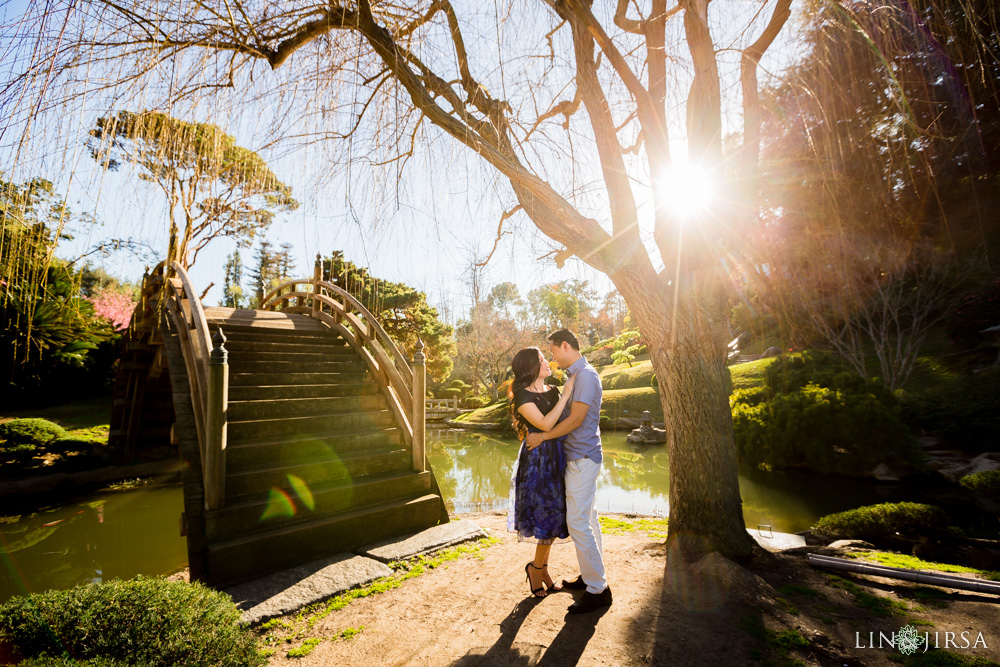 06-Huntington-Library-Los-Angeles-County-Engagement-Photography