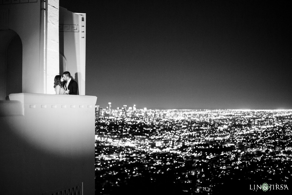 13-Griffith-Observatory-Los-Angeles-Engagement-Photography