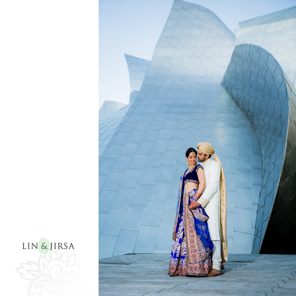 14 Downtown Los Angeles Indian Wedding Photography