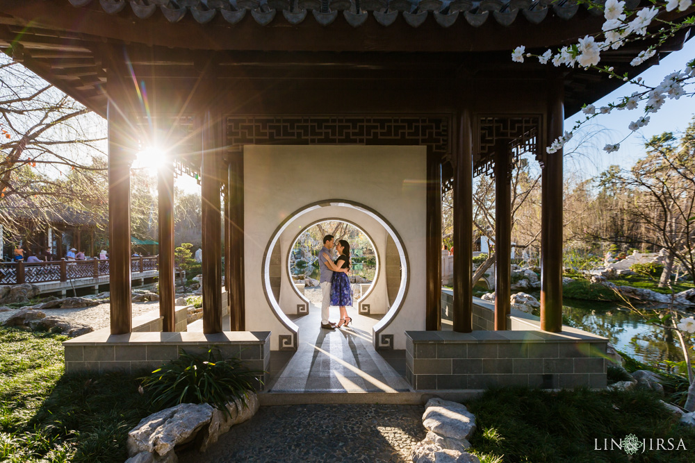 14-Huntington-Library-Los-Angeles-County-Engagement-Photography