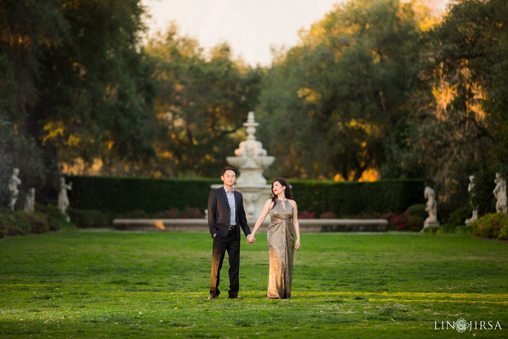 15-Huntington-Library-Los-Angeles-County-Engagement-Photography