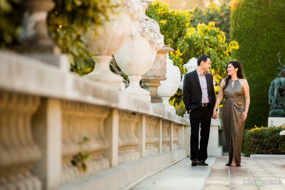 16-Huntington-Library-Los-Angeles-County-Engagement-Photography