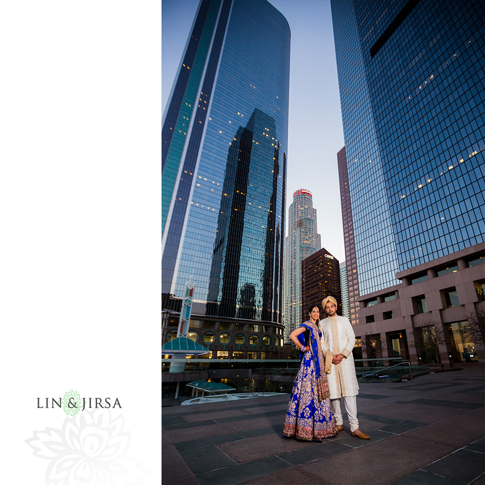 20 Downtown Los Angeles Indian Wedding Photography