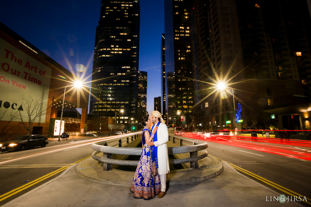 23 Downtown Los Angeles Indian Wedding Photography