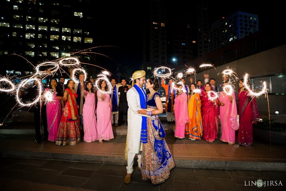 27 Downtown Los Angeles Indian Wedding Photography