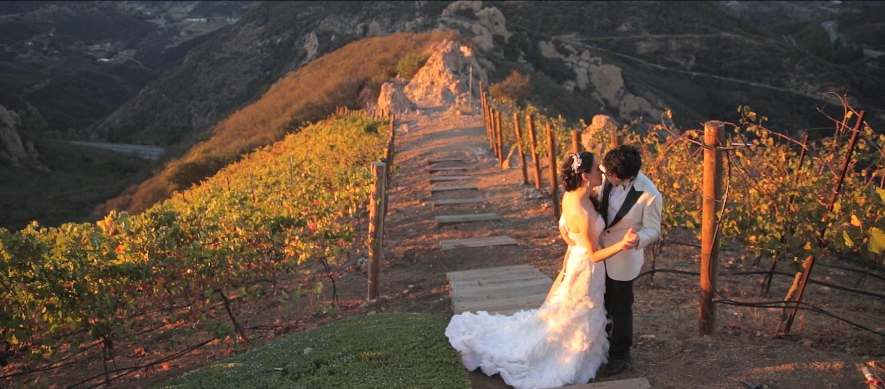 Malibu rocky oaks wedding videography jaime john for Malibu rocky oaks wedding price