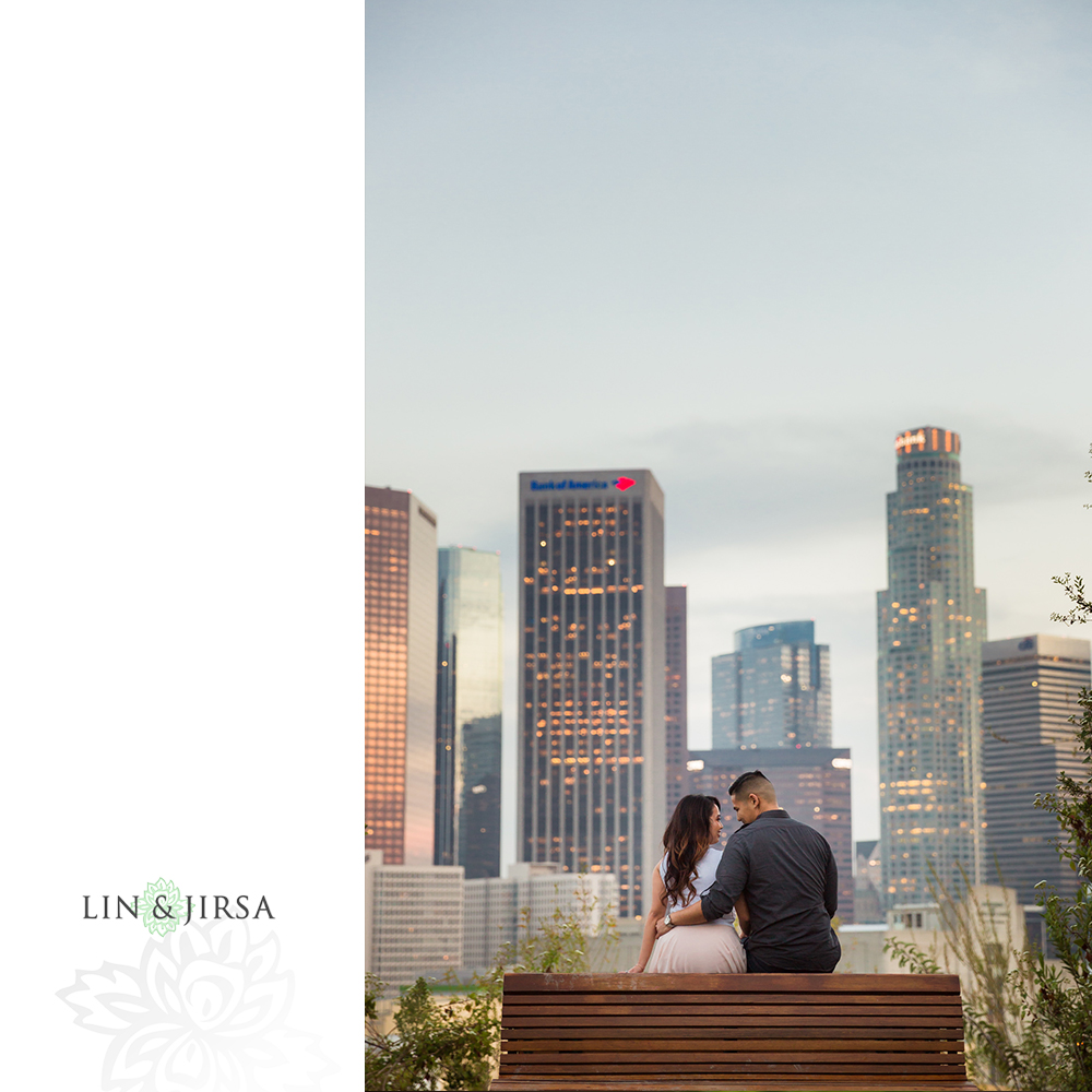 15-Downtown-Los-Angeles-Engagement-Photography